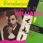 Compilation of rare Larry Williams recordings